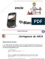 Blackberry Contingencia Final