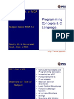 Programming Concepts c Language