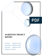 marketing project colgate