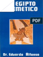 Alfonso Eduardo - El Egipto Hermetico