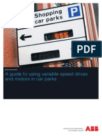 Fan - A Guide Using Vsd in Car Park