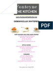 Fonteyne The Kitchen Gemakkelijk inviteren 2013