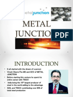 Metal junction case study