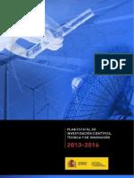 Plan Estatal de Investigacion Cientifica Tecnica y de Innovacion 20132016