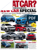 What Car India - August 2013