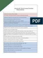 Criterios de Evaluación 1trimestre para blog