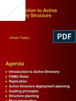 Vikram on Active Directory