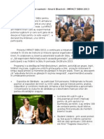 Info Adventist - Impact Sibiu