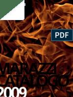 Catalogo Marazzi Ceramiche Fuoco 2009