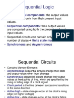Sequential Logiclogis Desin