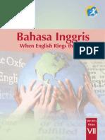 Bahasa Inggris Buku Siswa Klas 7
