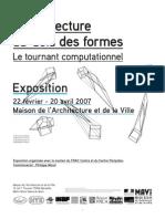 AuDelaDesFormes Catalogue