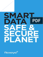smart data safe and secure planet