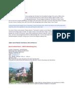 Castles & Fortresses of Romania