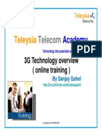 3G Overview Course _ by Teleysia Telecom Academy