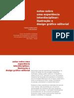 ilustração e design grafico editurial