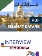 1 INTERVIEW Pengenalan