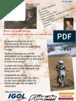 chronique n°8 minicross pertuis 2008