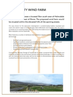 West Garty Wind Farm CC Documents[1]
