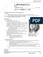 Judul 3 - Miotics and Mydriatics