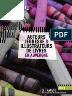 Repertoire Auteurs Illustrateurs 2013 LETRANSFO Site