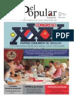 El Popular 246 PDF Órgano de prensa del Partido Comunista de Uruguay.
