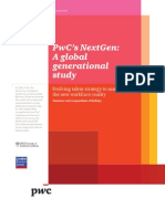 Pwc Nextgen Summary of Findings