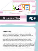 Proposal Imagine Digital Printing