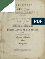 Cimientos Del Artista, Dibujante y Pintor PDF
