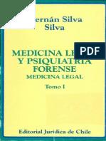 Psiquiatria Forense Tomo I Hernan Silva Silva