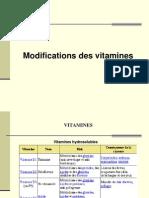 SA 6 Vitamines