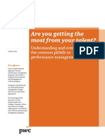 Are You Getting the Most From Your Talent Pm Piece Final