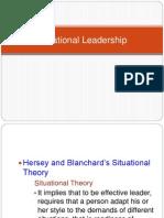 4.Situational Leadership
