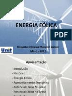ENERGIA EÓLICA UNIT