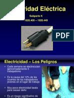 Seguridad Electricos