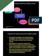 Pendekatan P & P PSV