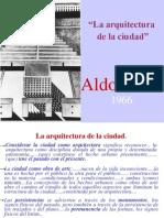 Aldo Rossi - La Arquitectura de La Ciudad