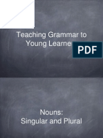Nouns Plural Rule No 1