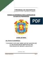 TDR Perfil de Inversion Mercado[1]