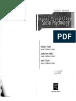 Social Psychology (12th Edition)-MANTESH