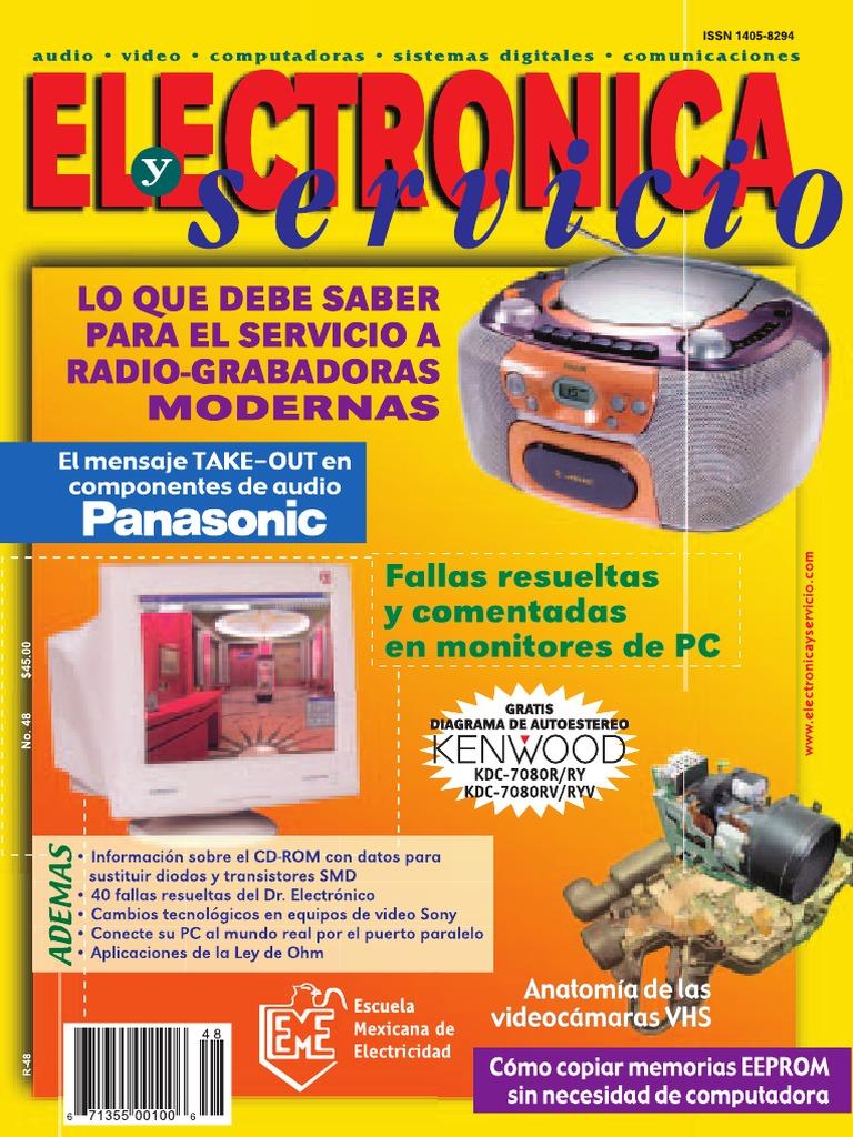 Electronica y Servicio 48