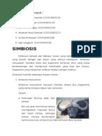 SIMBIOSIS, Sinekrosis, unit ekologi