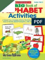 The Big Book of Alphabet Activities