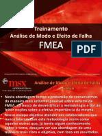 Treinamento FMEA