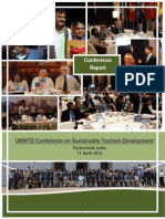 Report Unwto+Conference+on+Sustainable+Tourism+Development Hyderabad,+April+2013