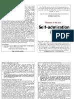 Ujb Self Admiration