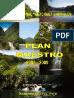 PARQUE NAC. YANACHAGA - CHEMILLÉN