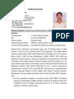 Santosh Resume