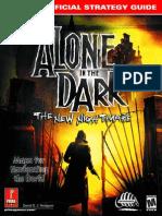Alone in the Dark the New Nightmare Prima Official eGuide