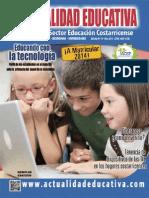 Actuallidad Educativa Octubre 2013